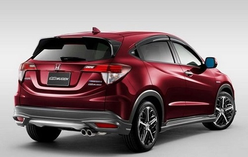 Review Honda HR-V Mugen