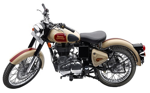 Review Royal Enfield Classic 500