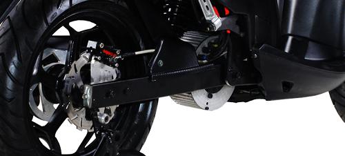 Review Spesifikasi Motor Listrik Gesits