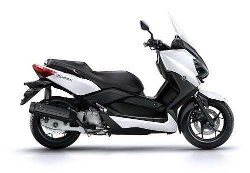 Review Yamaha Xmax 125