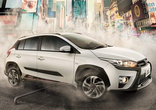 Spesifikasi Dan Harga Toyota Yaris Heykers