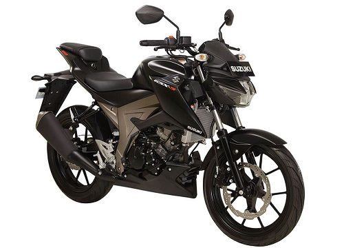 Spesifikasi Suzuki GSX S150