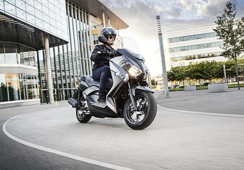 Spesifikasi Yamaha X-Max 250