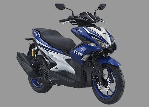 Spesifikasi dan Harga Yamaha Aerox 155