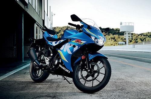 Suzuki GSX-R125 ABS