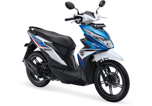 5 Motor Terpopuler Tahun 2016 di Indonesia