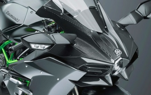 Review Kawasaki Ninja H2 Carbon
