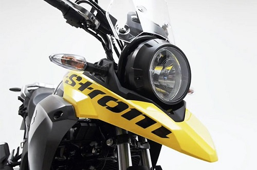 Review Suzuki V-Strom 250 ABS