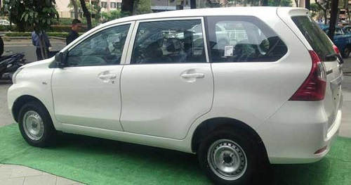 Review Toyota Transmover