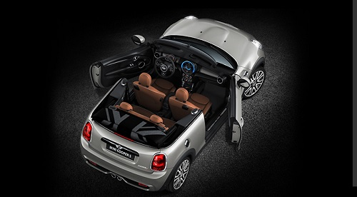 Review Mini Cooper S Cabrio