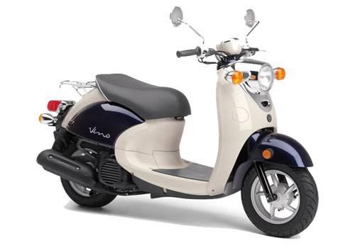 Review Motor Yamaha Vino Classic