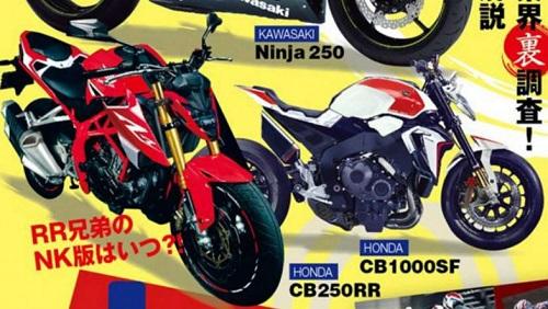 Spesifikasi dan Harga Honda CB250RR
