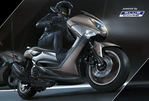 Harga Motor Maxi Yamaha NMAX 155