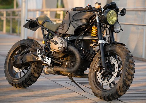 BMW R1200S Cafe Racer Dreams