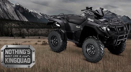Daftar Harga Motor ATV Suzuki Terbaru