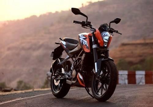 Daftar Motor KTM Terpopuler di Indonesia