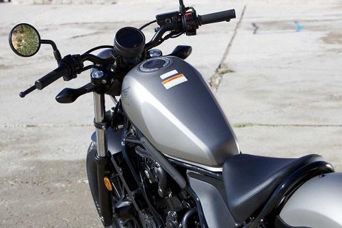 Desain Honda Rebel 300