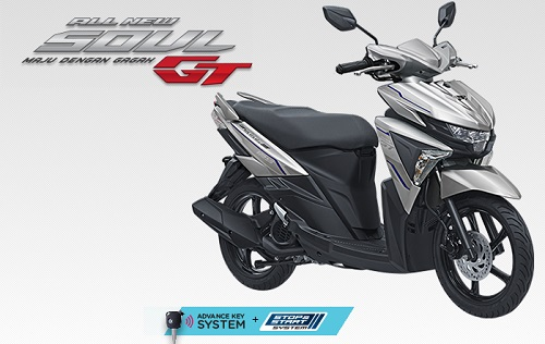 Harga All New Soul GT AKS SSS