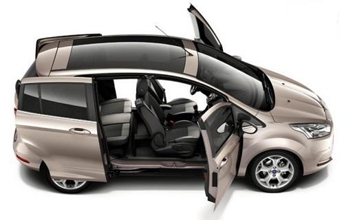 Mobil MPV Untuk Keluarga