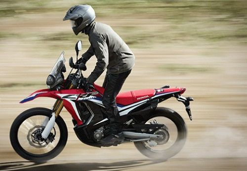 Review Honda CRF 250 Rally