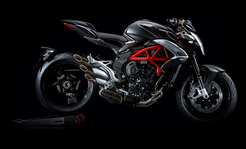 Review MV Agusta Brutale 800