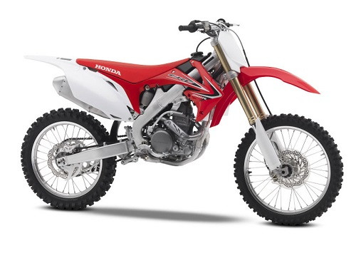 Spesifikasi dan Harga Honda CRF250R