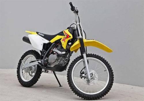 Spesifikasi dan Harga Suzuki DR-Z 125L