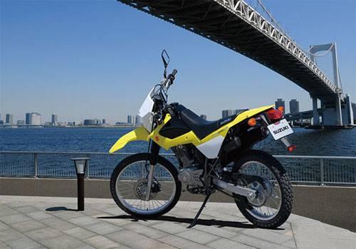 Spesifikasi dan Harga Suzuki DR200S