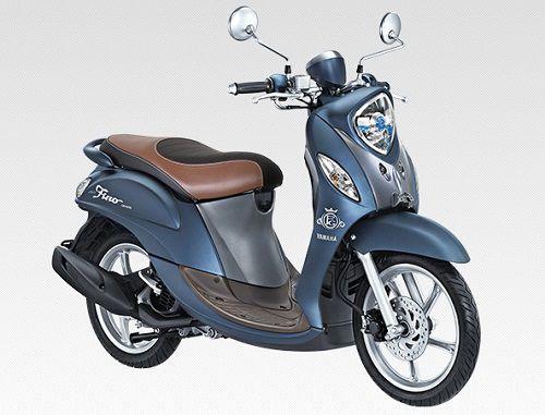 Spesifikasi dan Harga Yamaha Fino Grande