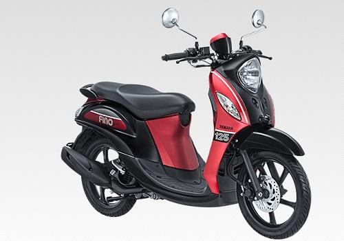 Spesifikasi dan Harga Yamaha Fino Sporty