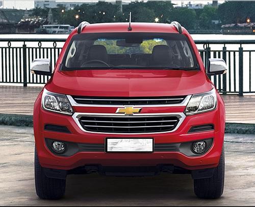Desain Chevrolet Trailblazer