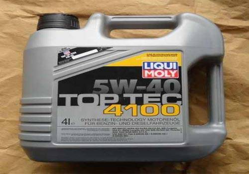Liqui Moly TOP TECH 4100 SAE 5W-40