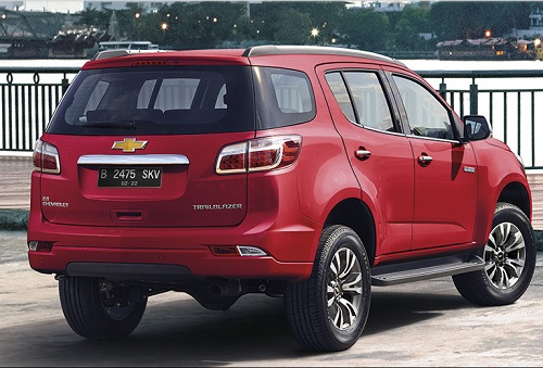 Review Chevrolet Trailblazer
