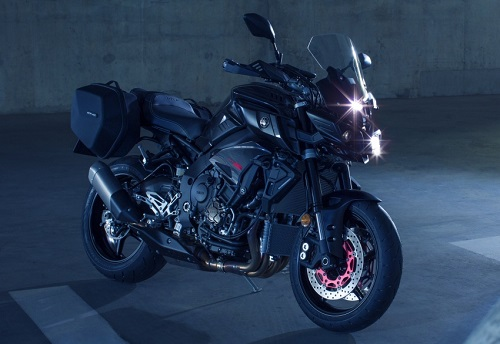 Review Yamaha MT-10 Tourer