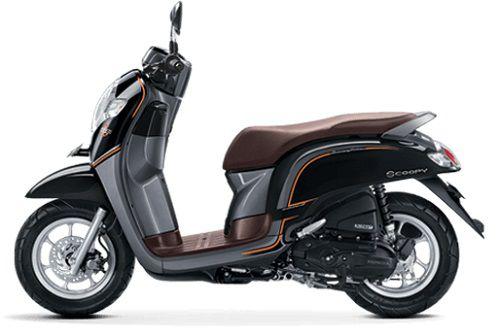Spesifikasi dan Harga All New Honda Scoopy