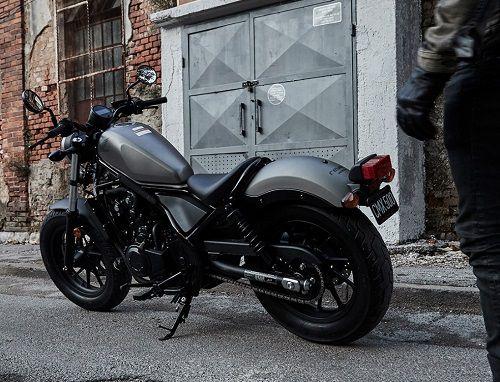 Spesifikasi dan Harga Honda CMX500 Rebel