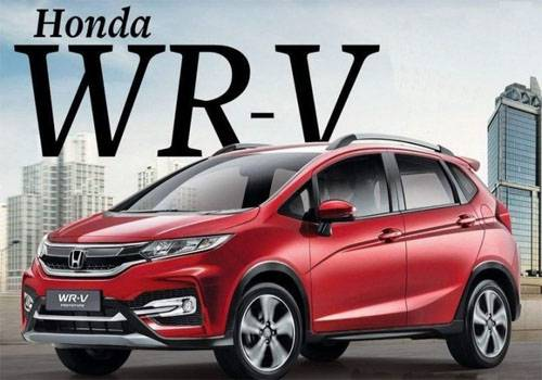 Spesifikasi dan Harga Honda WR-V