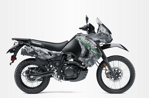 Spesifikasi dan Harga Kawasaki KLR 650