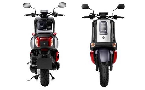 Spesifikasi dan Harga Yamaha QBIX