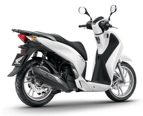 Desain Honda SH150i