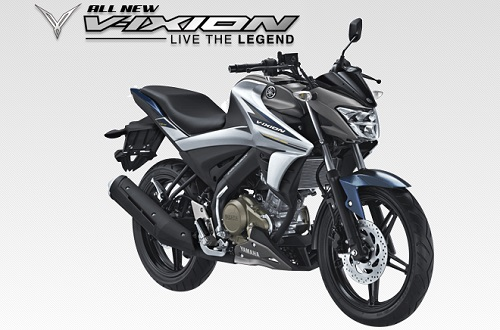Harga Yamaha All New Vixion