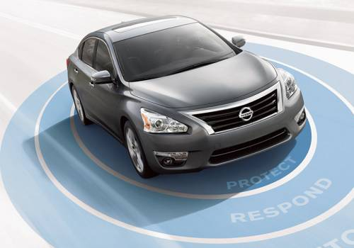 Review All New Nissan Teana