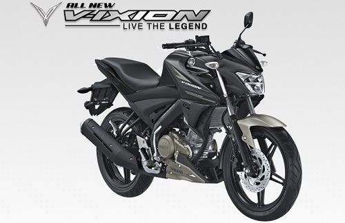 Review Yamaha All New Vixion