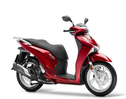Image result for spesifikasi SH150i