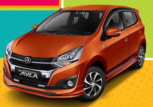 Harga Mobil Daihatsu Ayla New 2018 | Baktikita.com