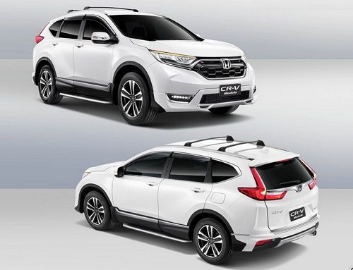 Eksterior All New CR-V Turbo