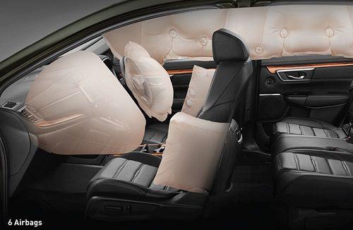 Fitur Keamanan All New Honda CR-V Turbo