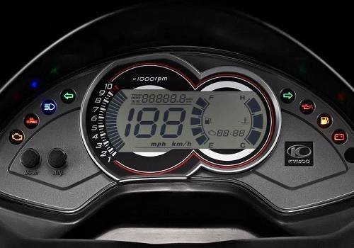 Fitur Motor Kymco K-XCT 200i