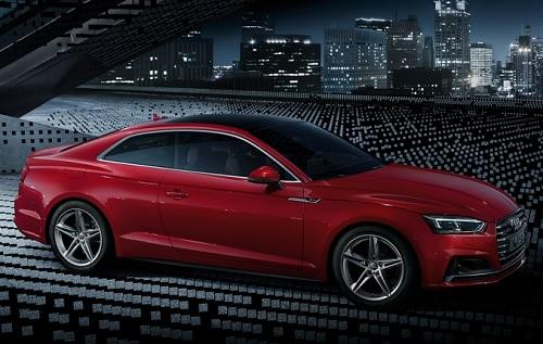 Harga Audi A5 Coupe