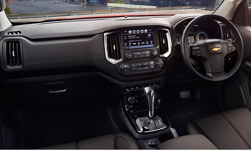 Pictures Of Chevrolet Colorado 2017 Interior Kidskunstfo